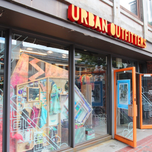 First Urban Outfitters in State Coming to Promenade