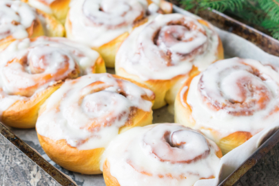 From Z to A: Chai Spiced Cinnamon Rolls, Savory Bread Pudding & Breakfast Charcuterie Board Recipes