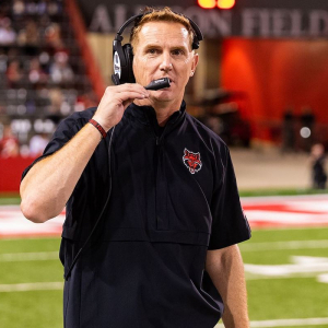 Blake Anderson Resigns as Head Football Coach at A-State