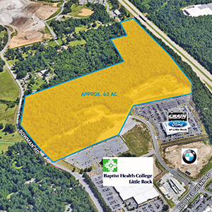 Commercial Park Development Planned in WLR