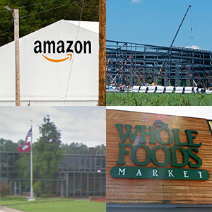 Amazon Confirms Another Central Arkansas Fulfillment Center