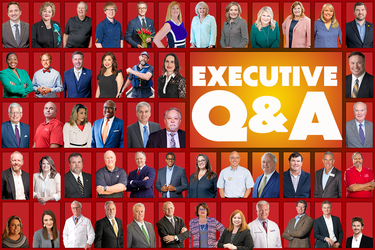 The Year in Executive Q&A: 2020