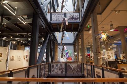 CALS River Market Bookstore to Move Into Gallery Space Next Door