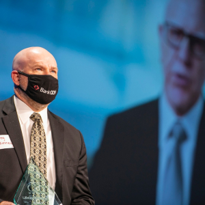 McKinney, Bell Receive Lifetime Honors At CFO of the Year Awards