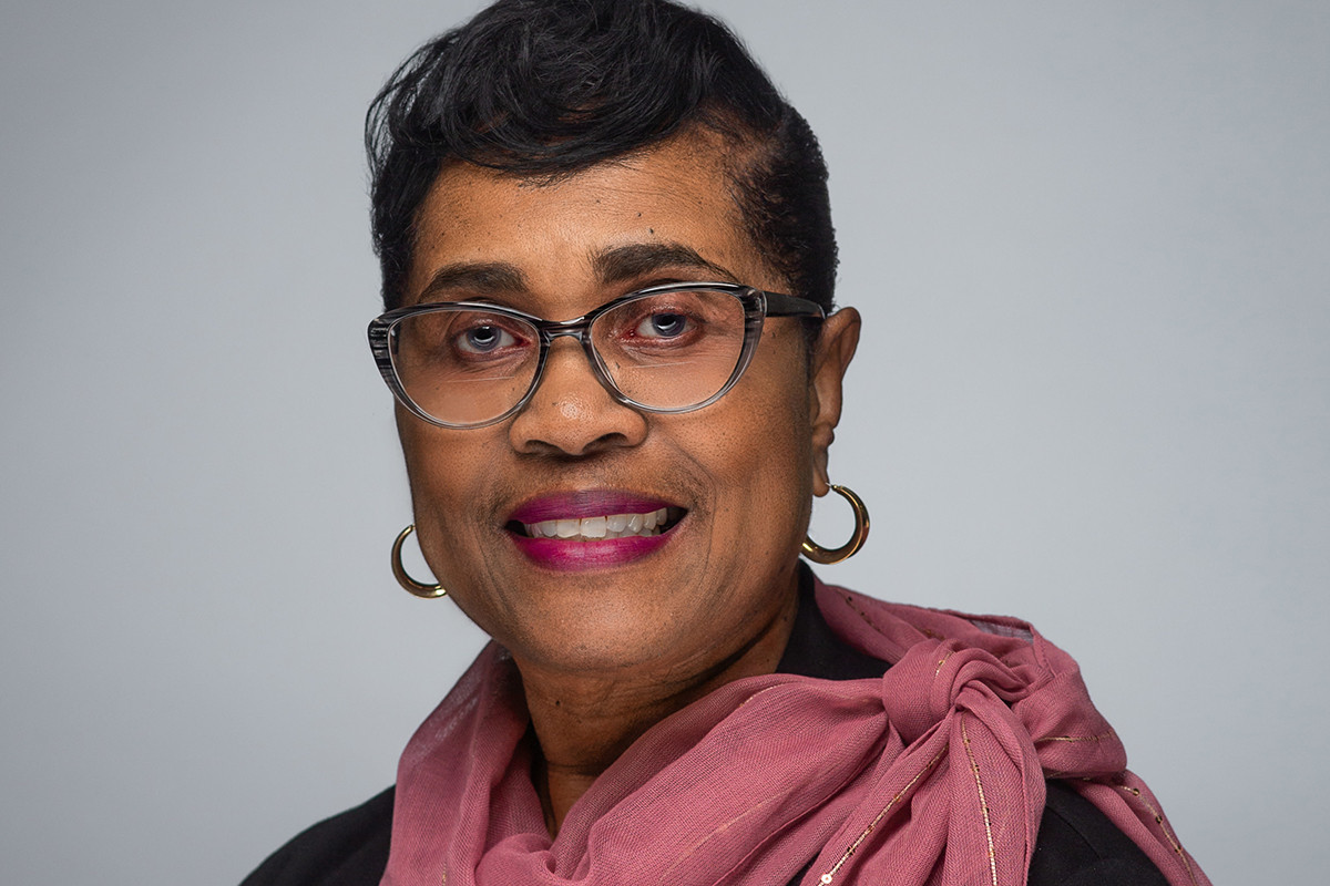 Mattie P. Collins of the Ivy Center for Education in Pine Bluff