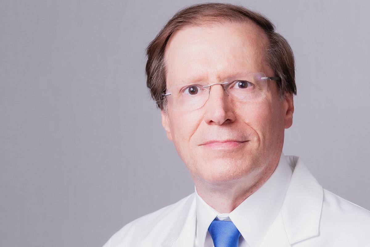 Dr. Steven D. Graham of the Washington Regional Neurology Clinic in Fayetteville