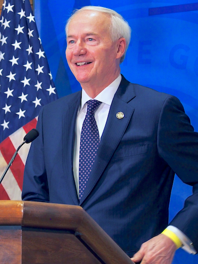 Hutchinson: States Need to Take Lead in Distributing Vaccine