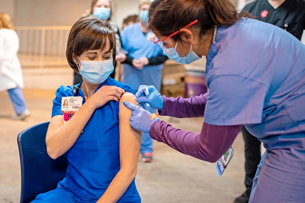 Arkansas Hospitals Take Aim at COVID-19 in Trials