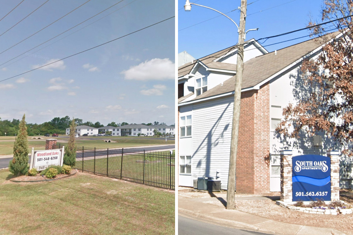 Woodland Oaks, South Oaks Apartments Sell in $24.7M Combo