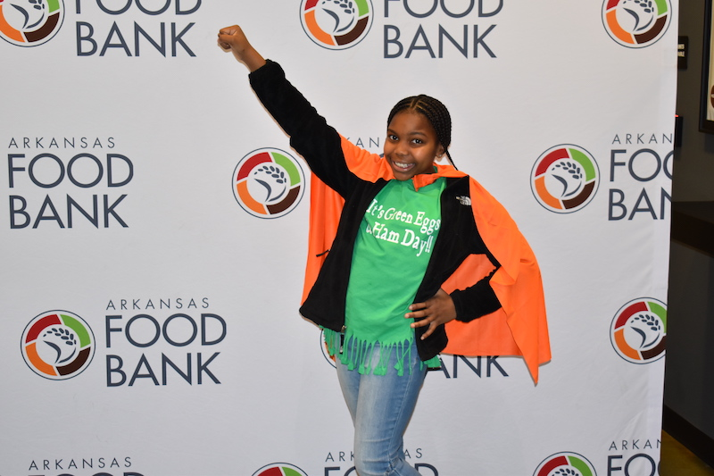 Arkansas Foodbank Hunger Heroes