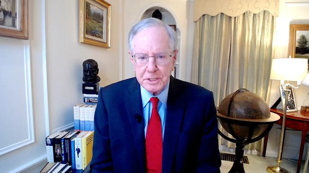 Steve Forbes: 'Big' Federal Spending Justified Amid Pandemic