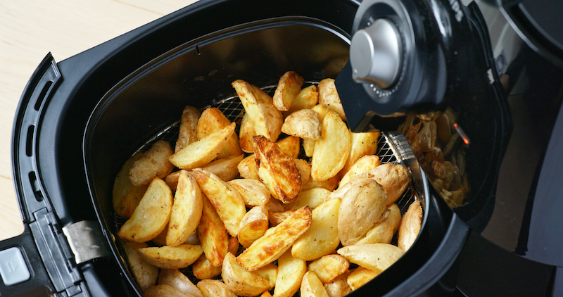 Air Fryer Fries - Shutterstock
