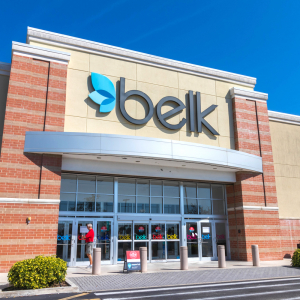 Department Store Chain Belk Files for Chapter 11 Bankruptcy