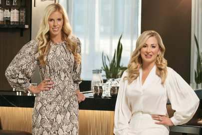 Skin is In for Rachel Miller & Brittany Marsh