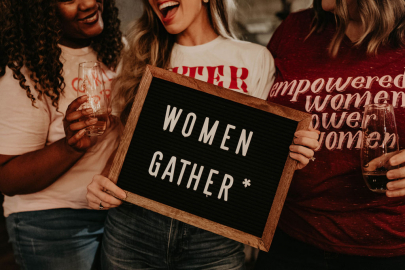 Women Gather is Creating a Safe Space for Women to Connect