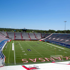 Simmons Bank in Negotiations for Naming Rights to Field at War Memorial Stadium