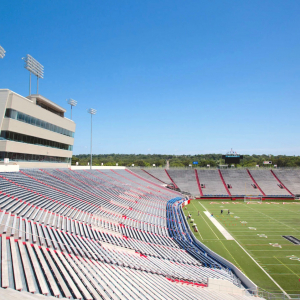 Razorbacks, Red Wolves to Face Off in 2025 at War Memorial