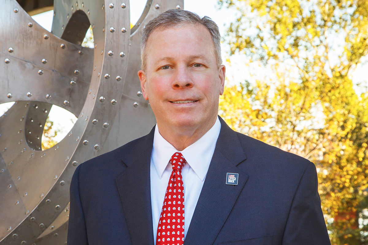 Jay Chesshir President & CEO Little Rock Regional Chamber