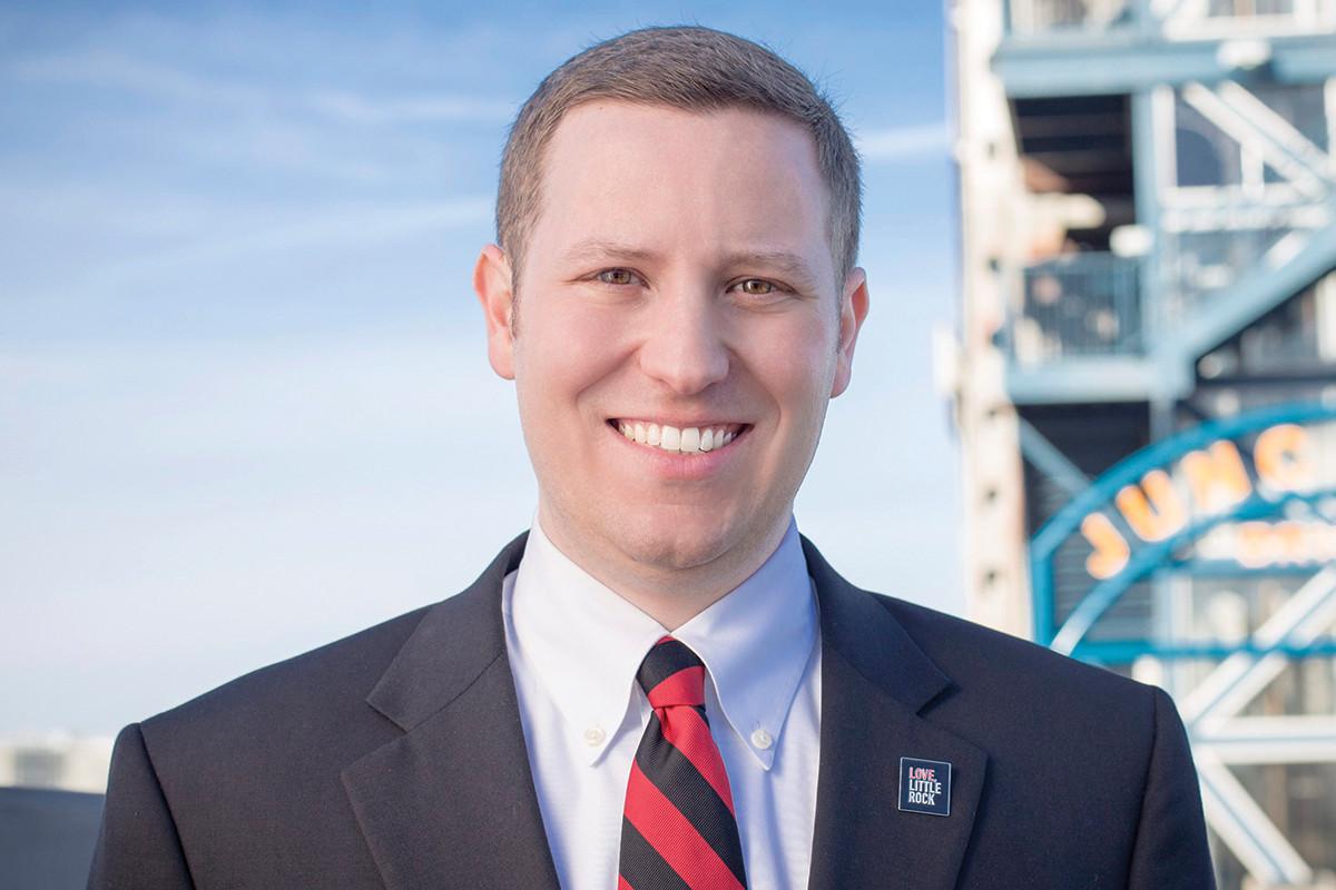 James Reddish Executive Vice President  Little Rock Regional Chamber