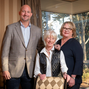 Schueck/McCarty Family Pledges $1M to UAMS Cancer Institute