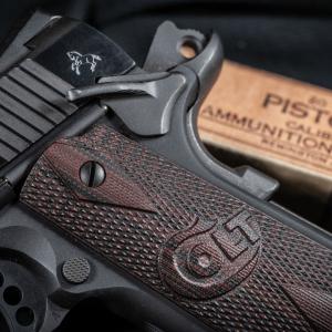 CZ-USA Parent Buys US Gun Maker Colt