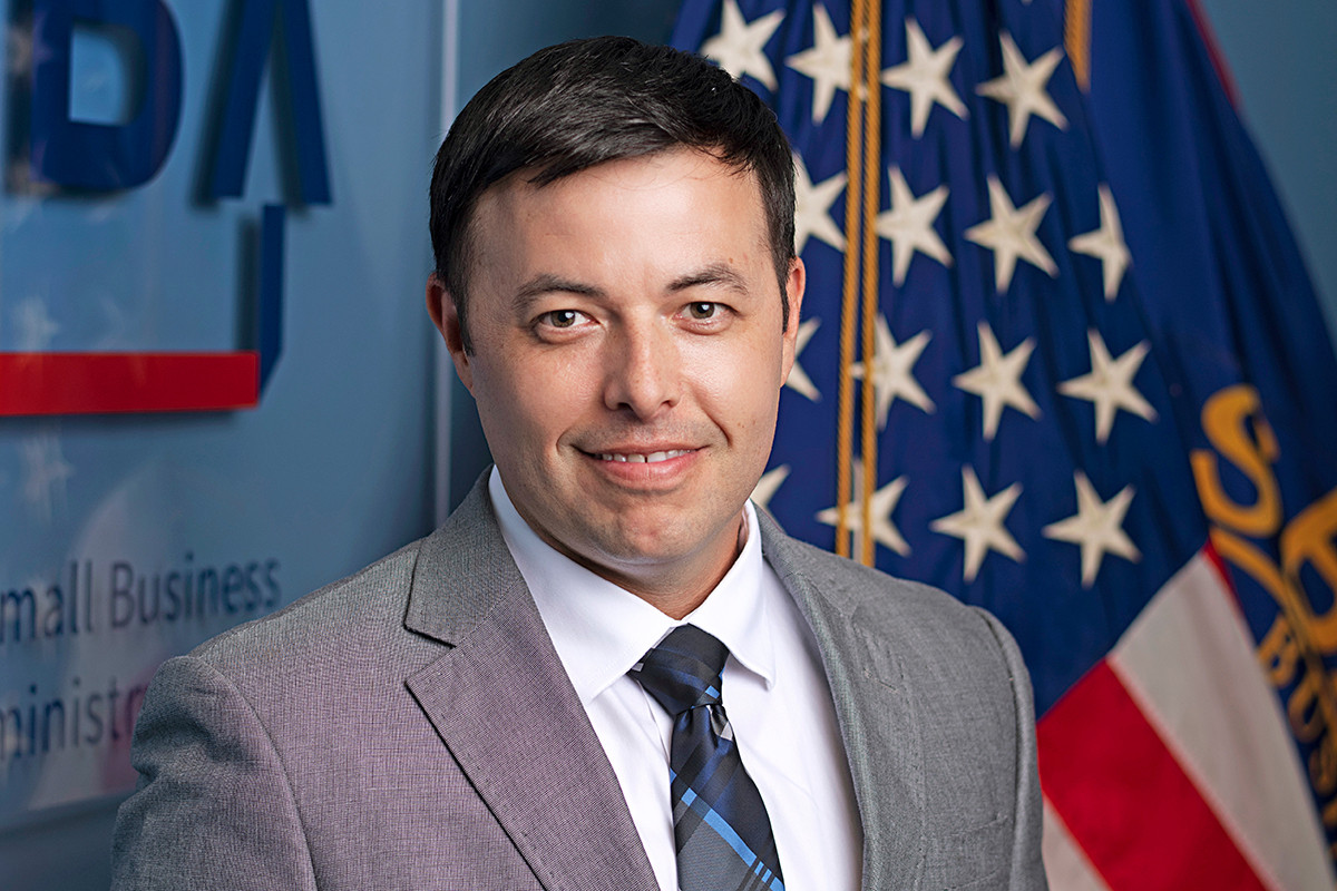 SBA Arkansas District Director Edward Haddock