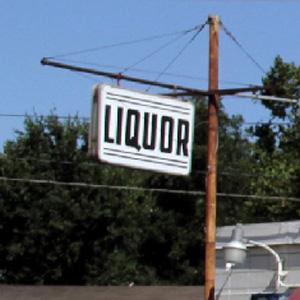 Liquor Store Sales Grow as Bar Drinks Fall
