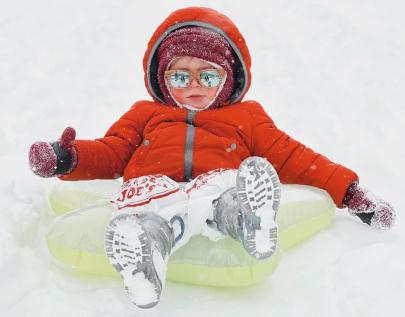 Snow Day Photos: A Week of Winter Fun Through the Eyes of Soirée Readers