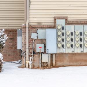In Winter's Brutal Grip, The Power Grid Buckles