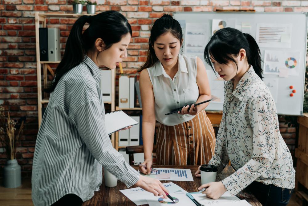 Women small business owners Shutterstock