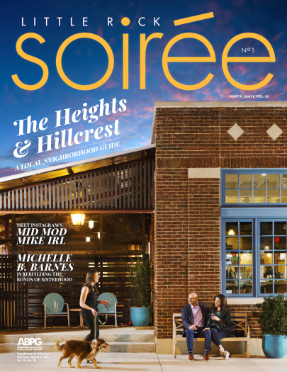 Explore the March Issue of Soirée