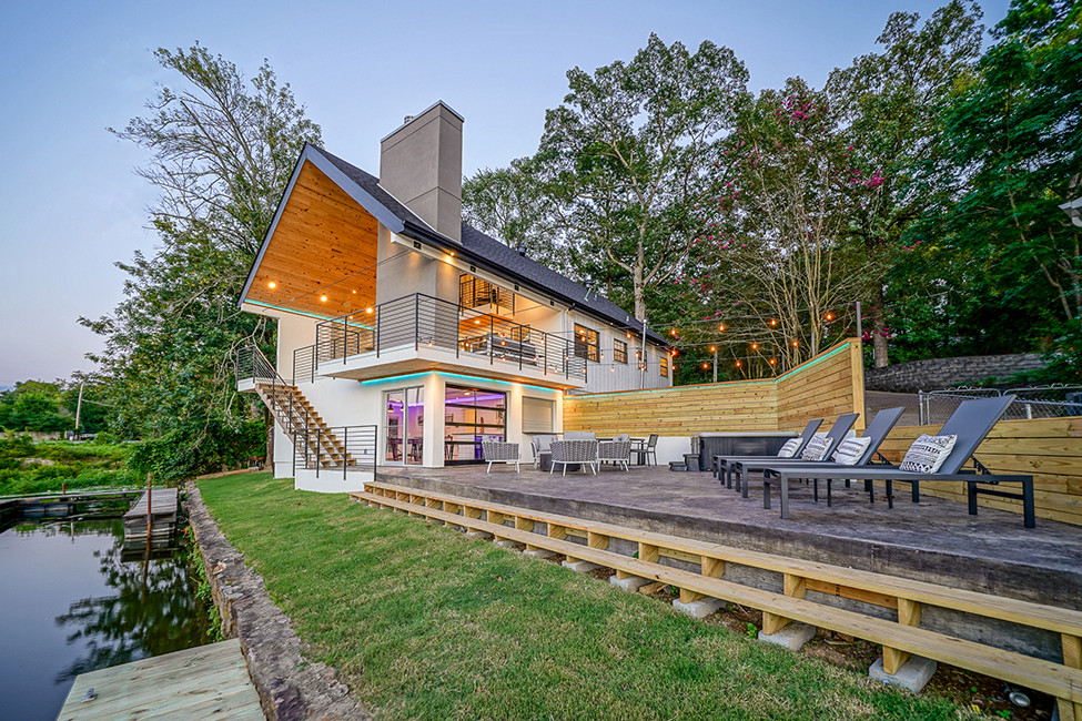 Home Smart Home: Hitting the Mark with Modern Design in Hot Springs