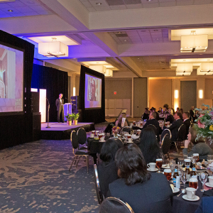 Video: Nelson, Scarborough, Hunt Honored at Arkansas Business of the Year Awards