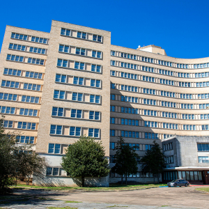 New Life for Old VA Hospital?