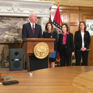 Arkansas Marks One Year Since First Virus Case in State