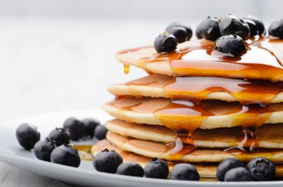 Taste of Tradition: Overnight Buttermilk Pancakes