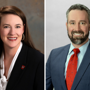 Anderson, Irby Join Farmers Bank (Movers & Shakers)
