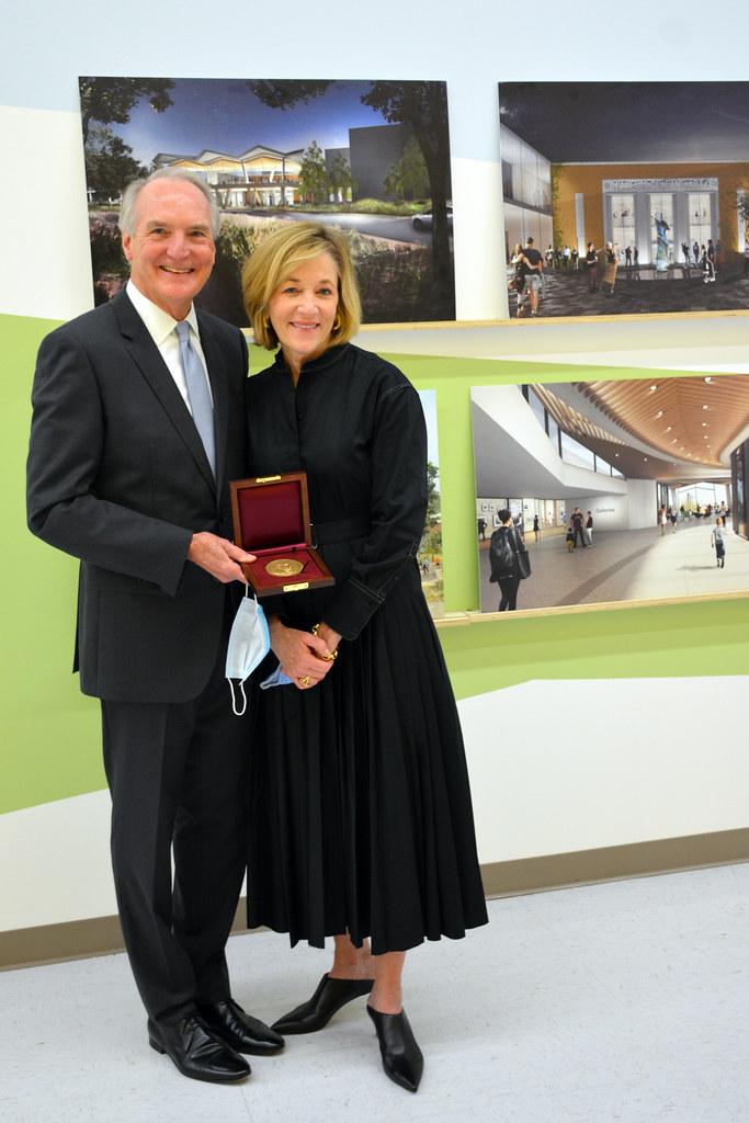 Michael and Cathy Mayton