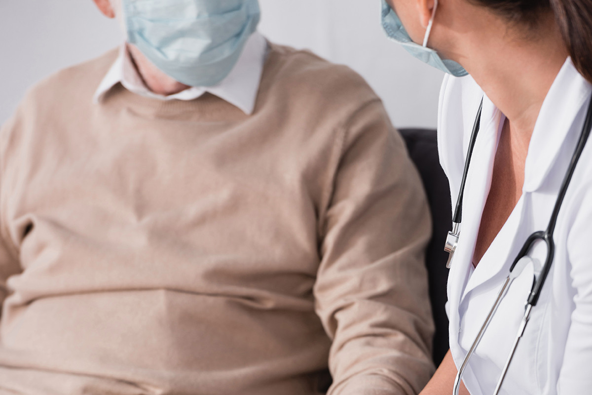 Elderly Care in the COVID-19 Era