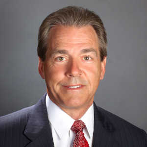 Nick Saban Is the Next Guest on the Business Forum Webcast