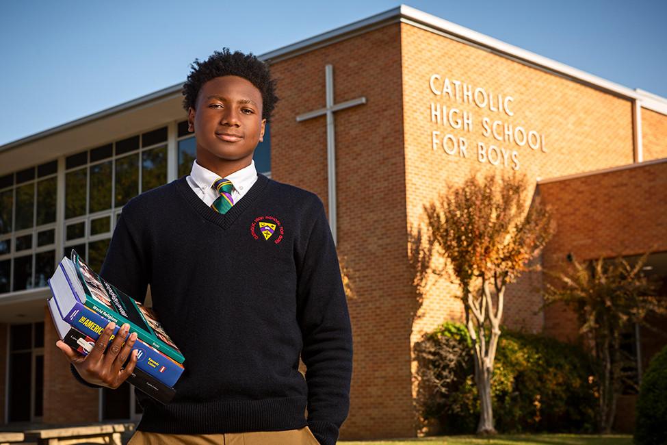 Soiree 2021 School Guide 135157 Catholic High Rett Peek