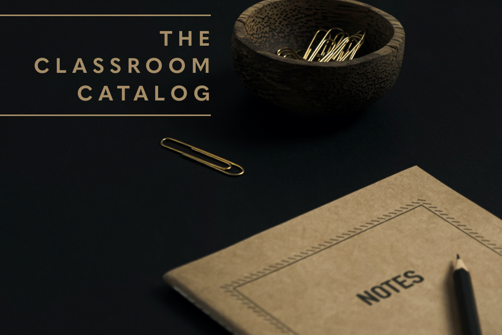 2021 Soiree Classroom Catalog School Guide