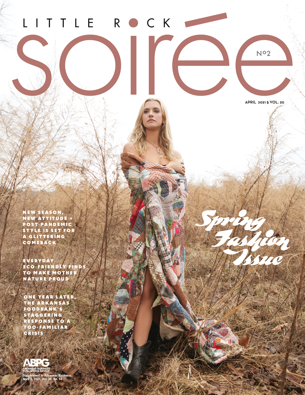Soiree April 2021 cover