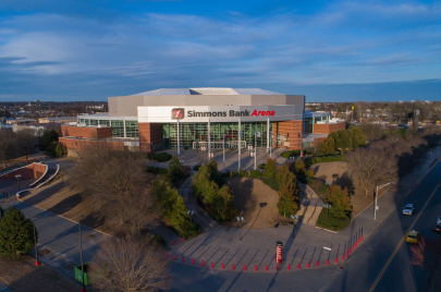 Simmons Bank Arena to Host Mass Vaccination Clinic