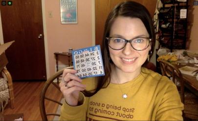 Galentine's Day Virtual Bingo