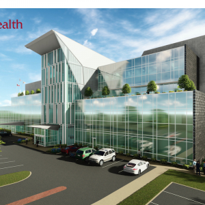 UAMS Breaks Ground on $85M Surgical Hospital