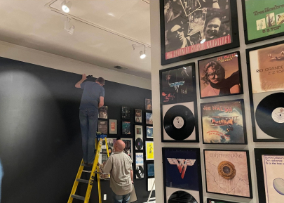 'Play It Loud: Concerts at Barton Coliseum' Exhibit Opens at the Old State House Museum This Month