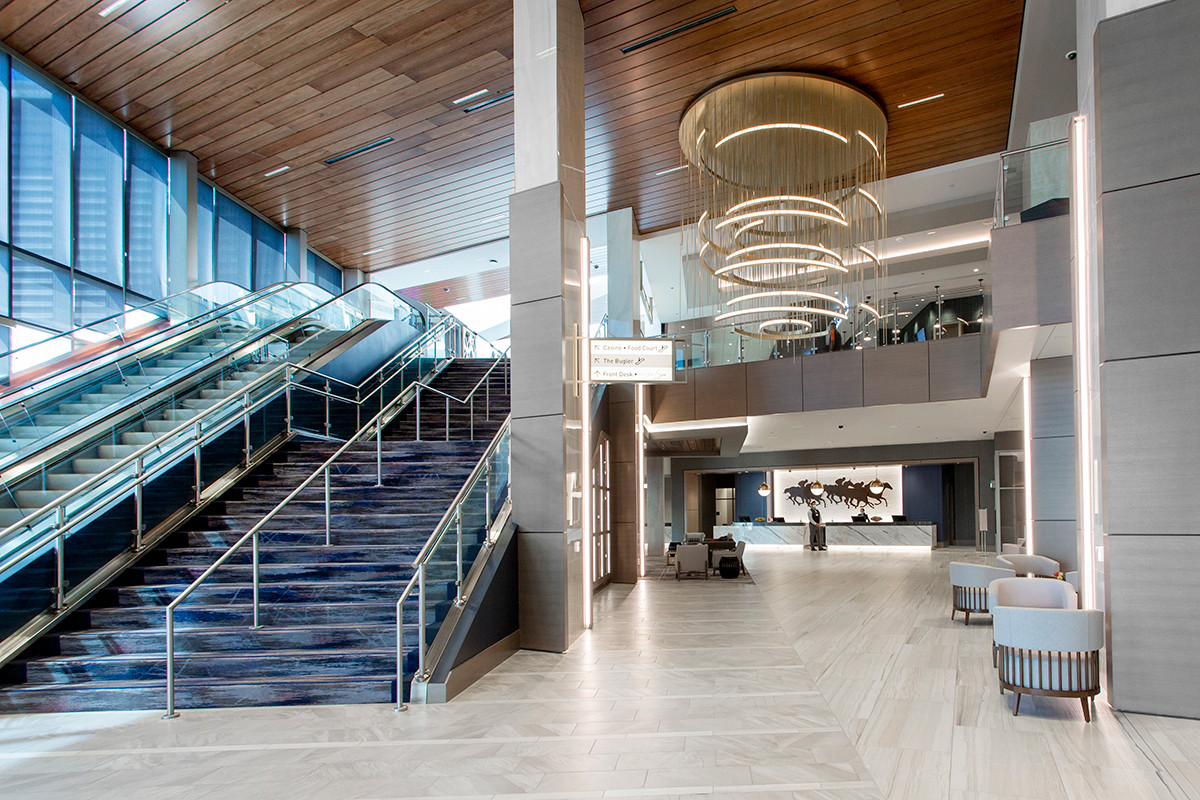 Oaklawn Marks Grand Opening of $100M Expansion