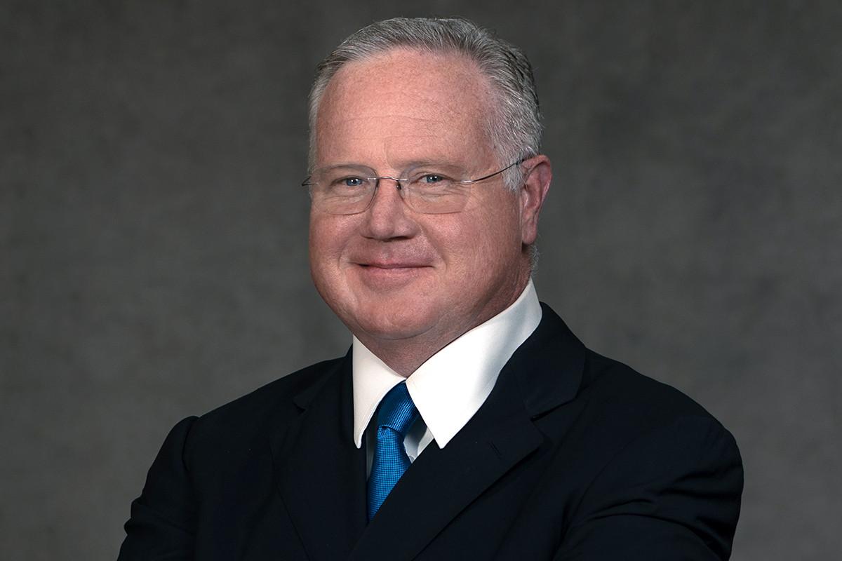 Dr. James Rudder of the Magnolia Regional Medical Center