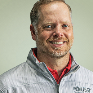 USA Truck's James Reed Carries the Load on Diversity